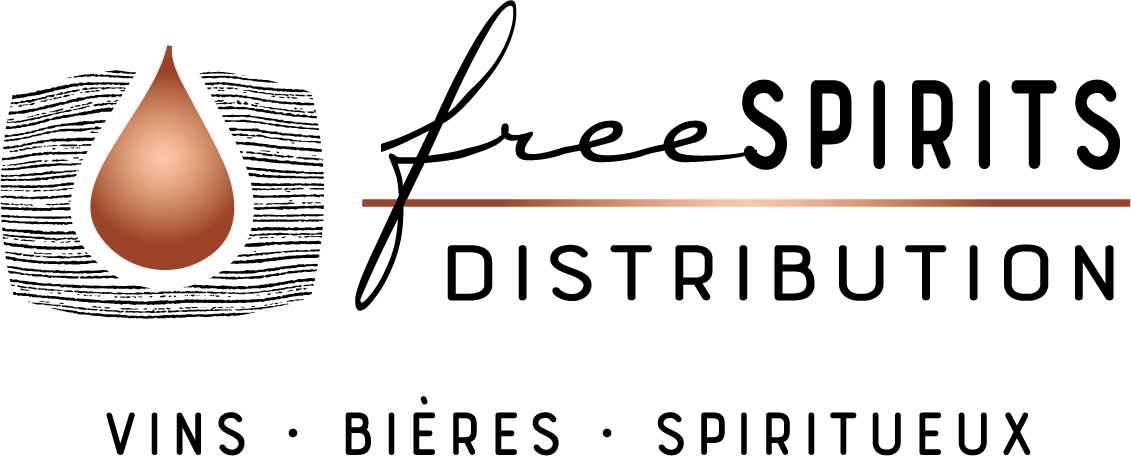 Free Spirits Distribution — Logo